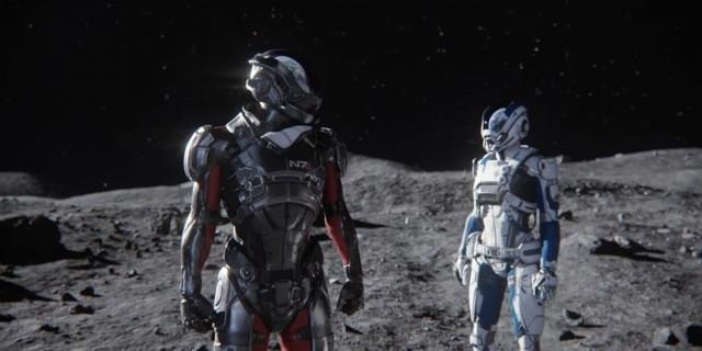 Топ-менеджер EA ответил на критику в адрес Mass Effect: Andromeda