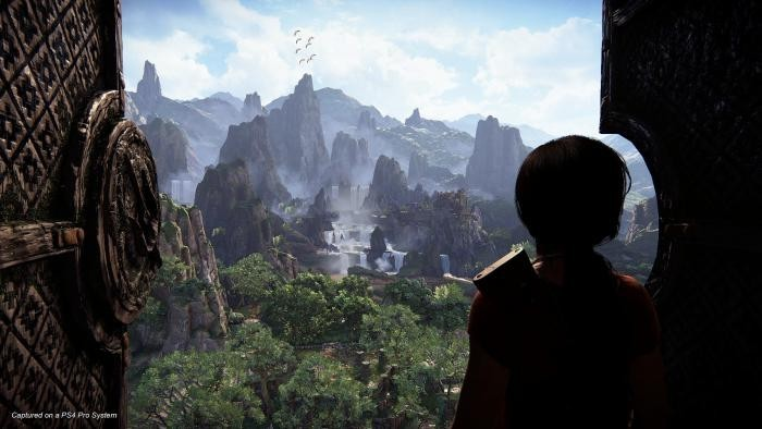 В Uncharted: Утраченное наследие используется новый подход к построению сюжета
