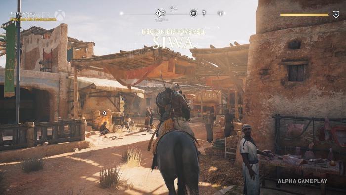Иногда десинхронизации в Assassins Creed: Origins не будет