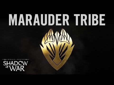 Middle-earth: Shadow of War - Трейлер Marauder Tribe