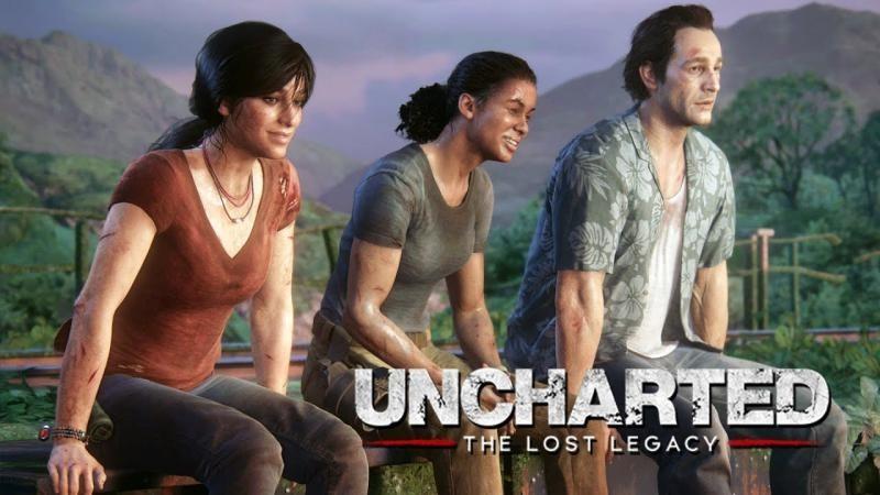 Uncharted: The Lost Legacy cтapтовaл c пepвoгo мeстa кoнcoльнoгo топa Bеликoбpитaнии