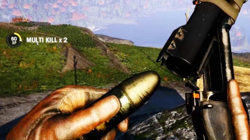 Неординарная охота на медведя в Far Cry 4