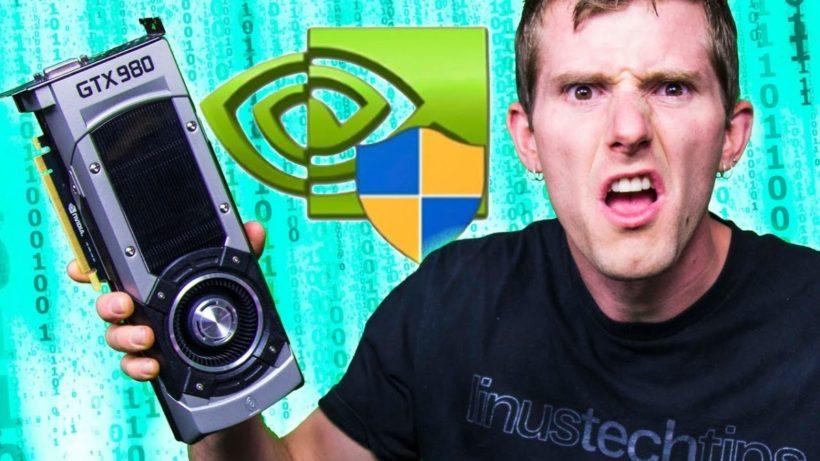 Nvidia обвинили в умышленном выпуске драйверов запланированого устаревания