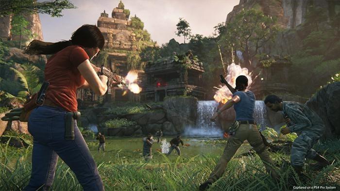Uncharted: The Lost Legacy может быть шедевром и без Дрейка