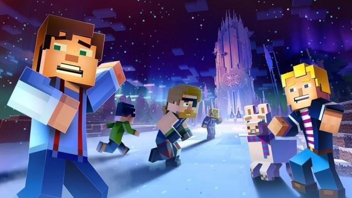 Вышел второй эпизод Minecraft: Story Mode - Season Two
