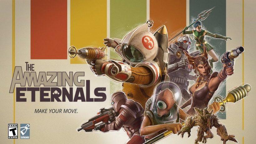 The Amazing Eternals - новый шутер от авторов Warframe