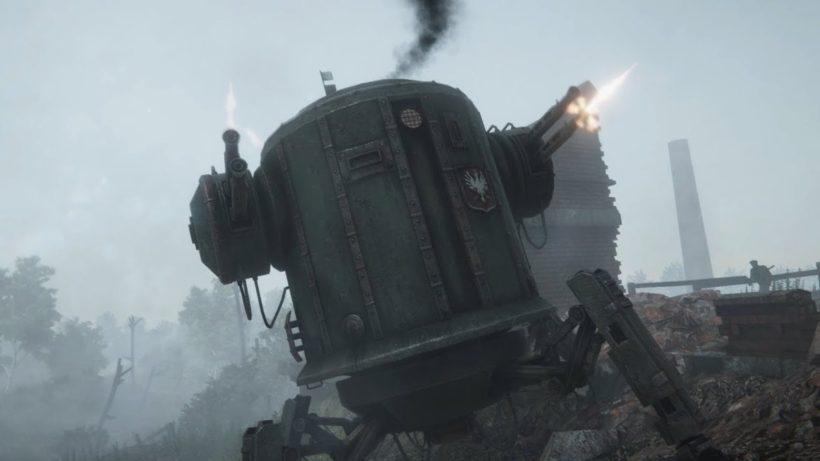 Тизер-трейлер Iron Harvest