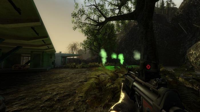 Моддеры работают над еще одним модом улучшающим графику в Half-Life 2