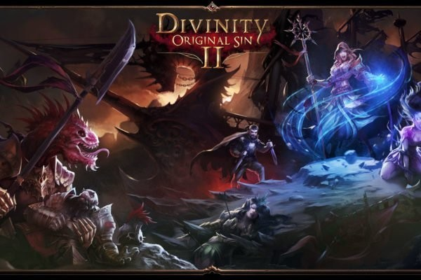 Divinity: Original Sin 2: напарники