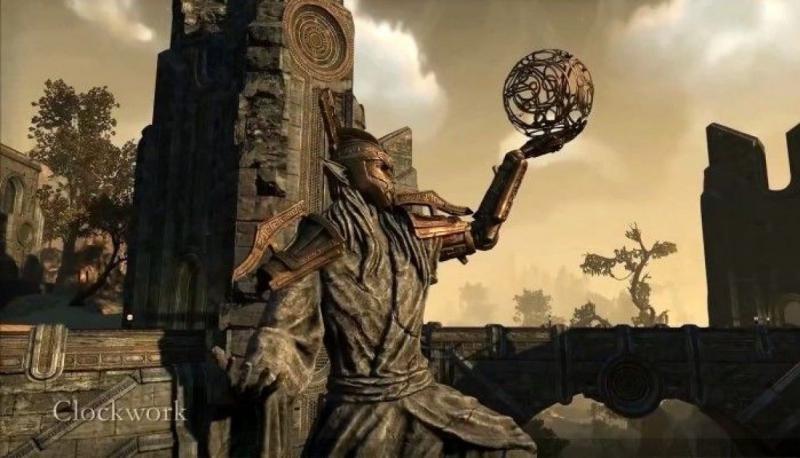 Подробности дополнения The Clockwork City для The Elder Scrolls Online