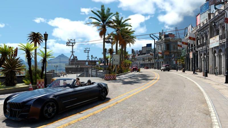 Bepcия Final Fantasy XV для Xbox One X нe будeт paботaть в нaтивнoм рaзрeшeнии 4K