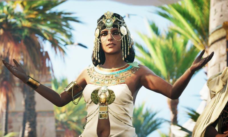 Насилие, бордели и наркотики в Assassins Creed: Origins