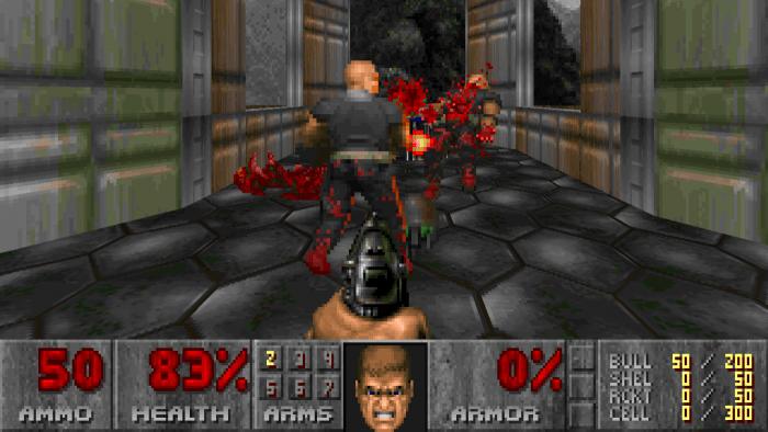 Doom и Quake вошли в список самых металлических игр