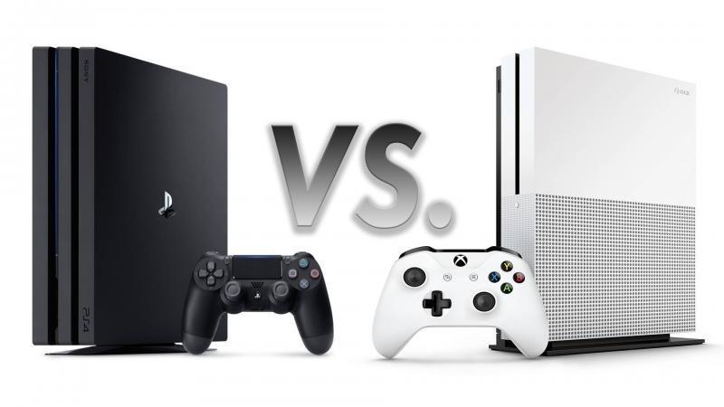 Аналитики: Xbox One X обойдет по продажам PS4 Pro