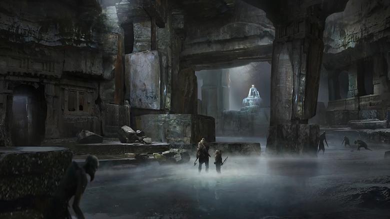 Немного новой информации о богах в God of War 4