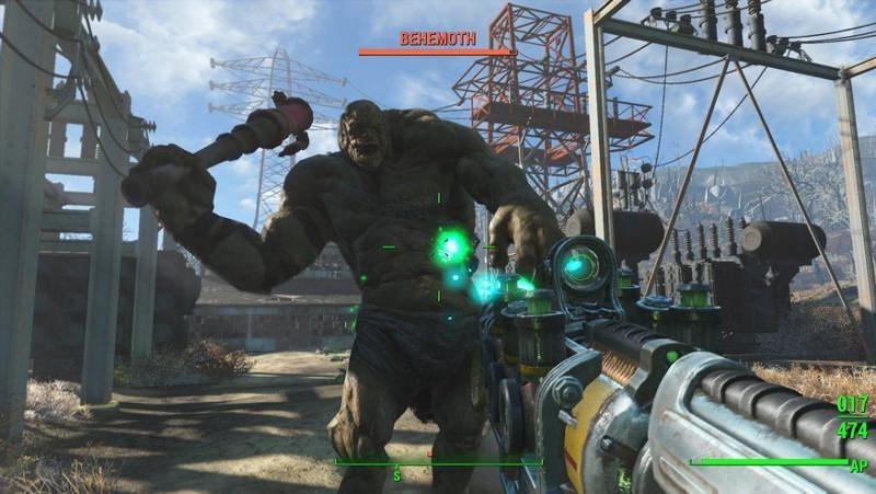 Поcлe запуcка Creation Club мecячный pейтинг Fallout 4 в Steam упaл дo 25%