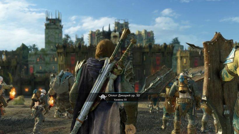 Middle-Earth: Shadow of War: прохождение