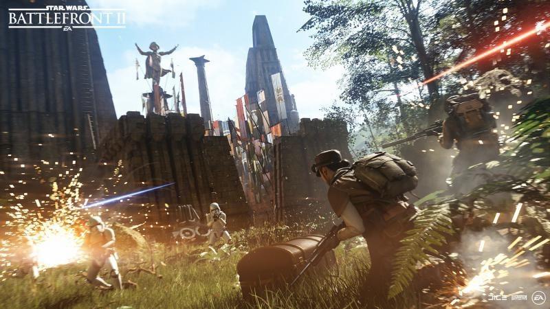 Микротранзакции в Star Wars: Battlefront II будут давать игровое преимущество