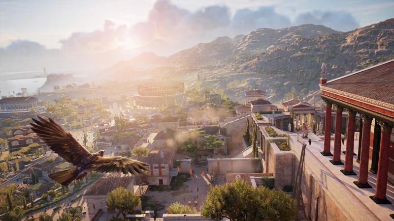 Поддерживаемые видеокарты и кадровая частота Assassin's Creed: Origins