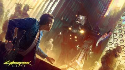 CD Projekt RED: разработка Cyberpunk 2077 идет по плану