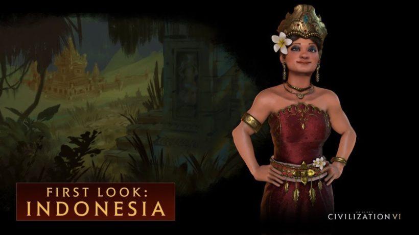 Индонезийцы в будущем появятся в Civilization VI