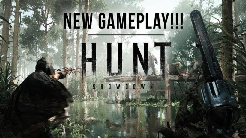 Опубликован свежий геймплей Hunt: Showdown