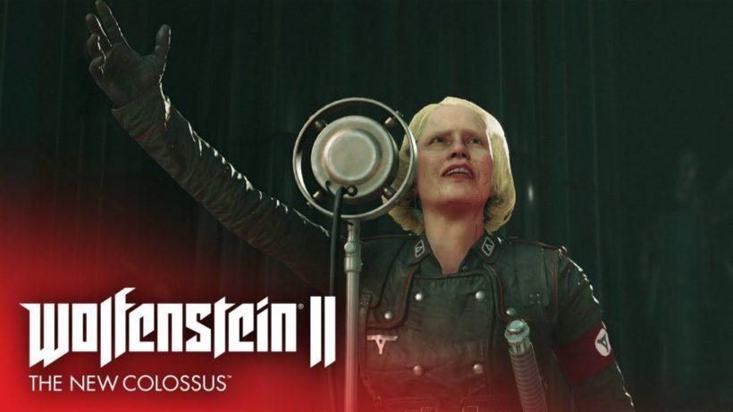 Релизный трейлер Wolfenstein II: The New Colossus