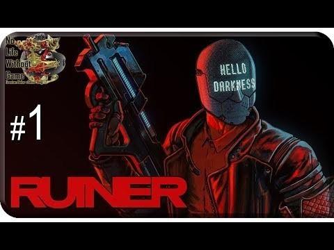 Ruiner: атмосферное прохождение
