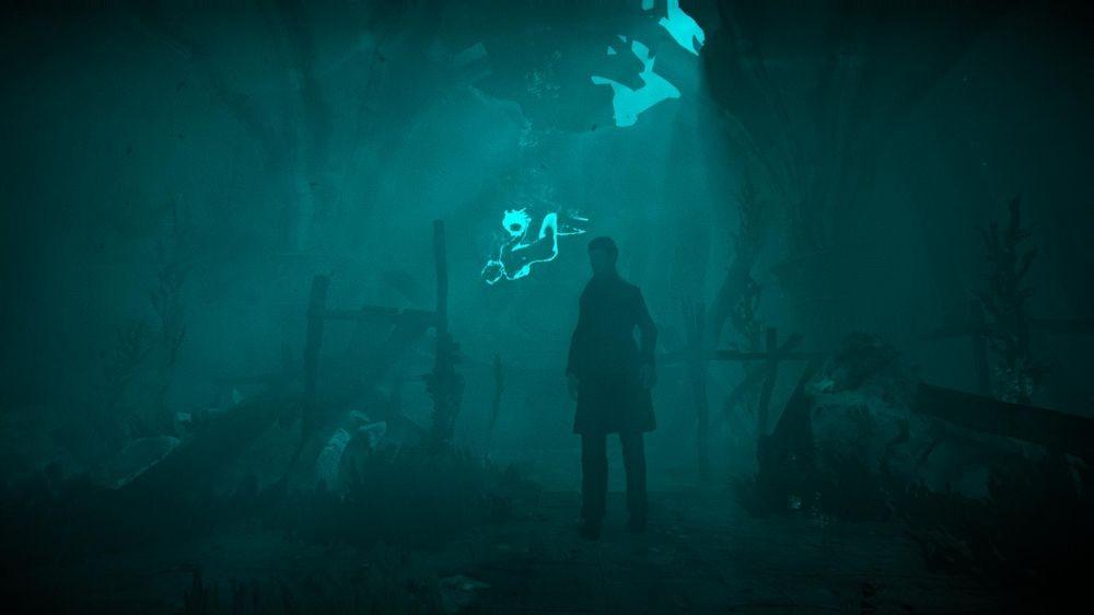 Black Mirror: прохождение хоррор квеста