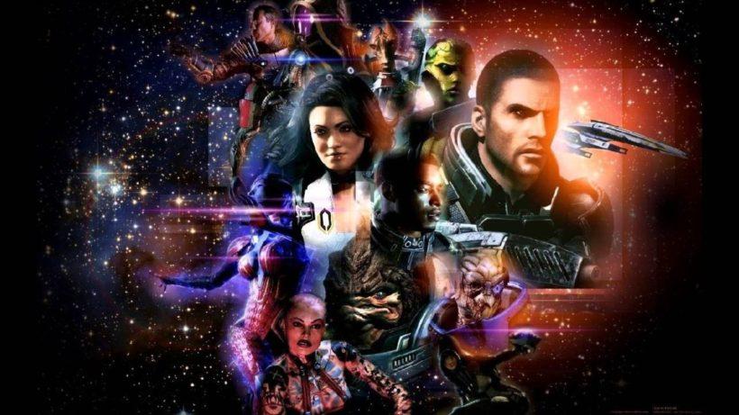 Аркадный взгляд на Mass Effect