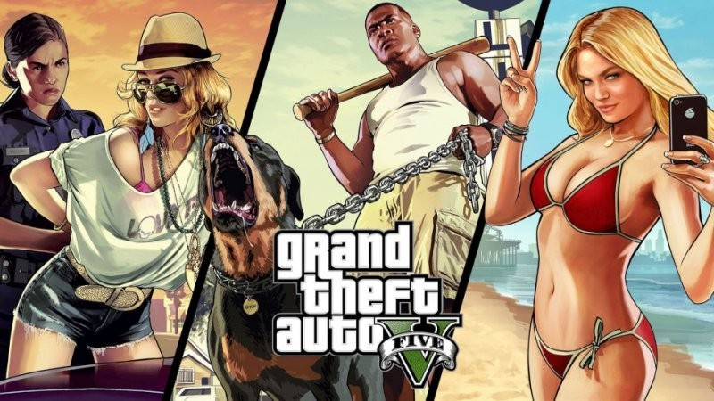 Самые безумные моды для GTA 5