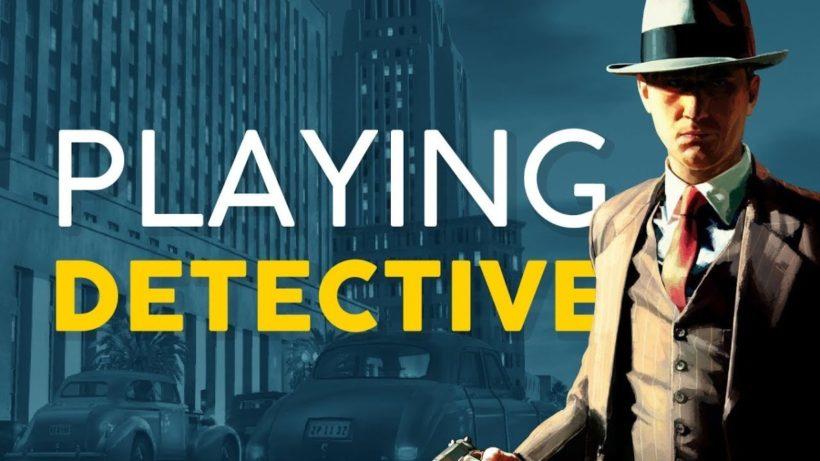 Из чего состоит хорошая детективная игра?