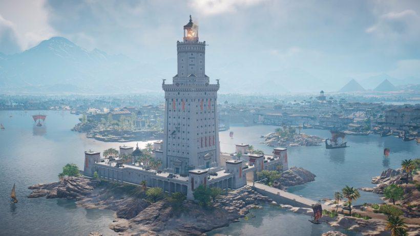 Assassin's Creed: Origins: квесты Александрия