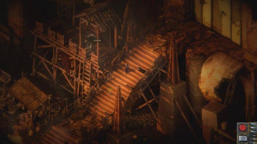 Новый геймплей адвенчуры Beautiful Desolation