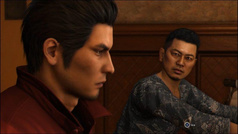 Посмотри на новый геймплей Yakuza 6