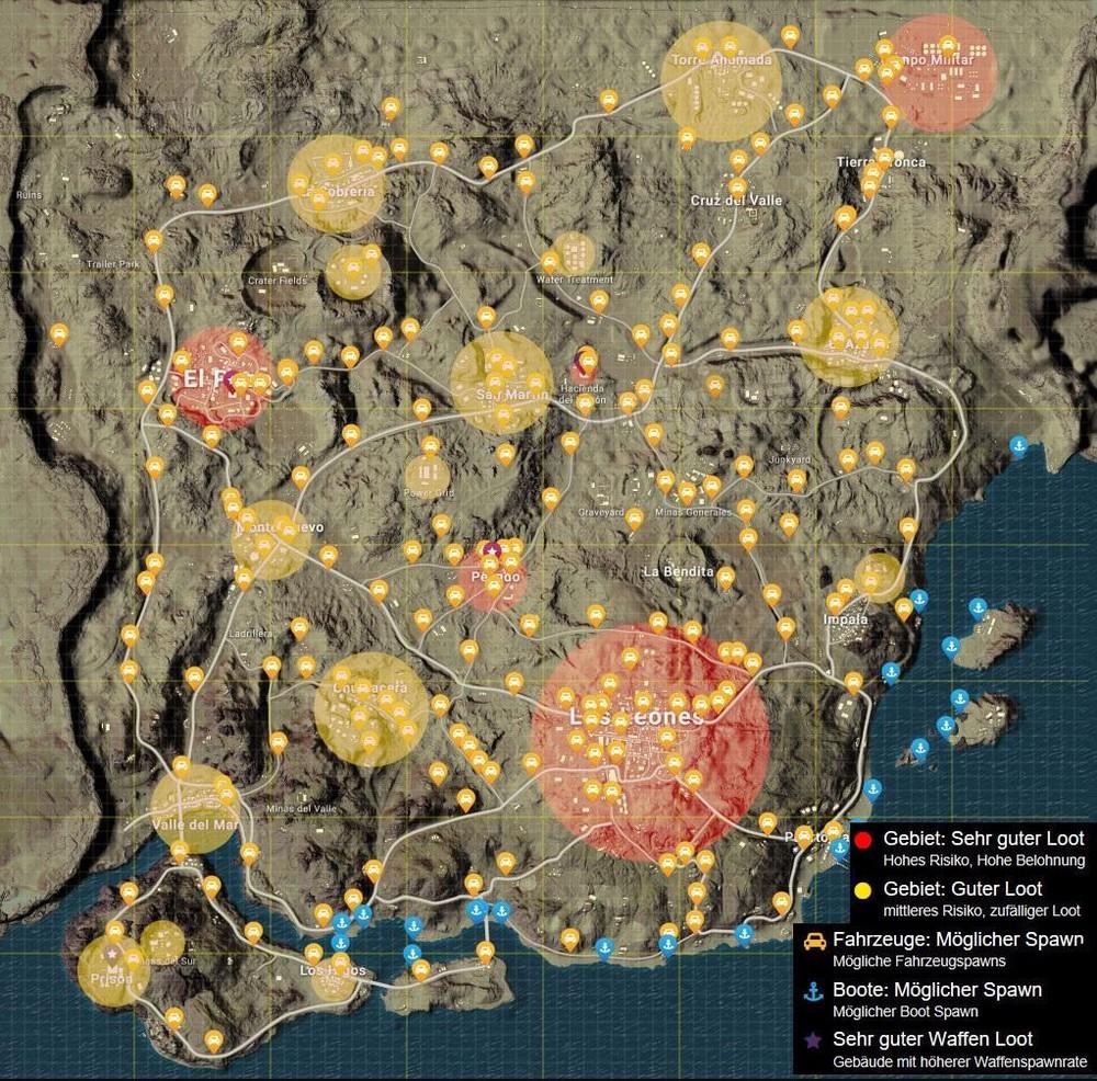 Playerunknown's Battlegrounds (PUBG): вопросы по игре