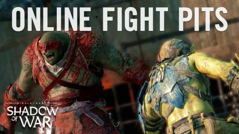 В Middle-earth: Shadow of War добавили онлайн бои