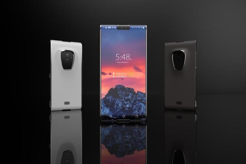 Первый в мире блокчейн-смартфон работает на платформе Ethereum