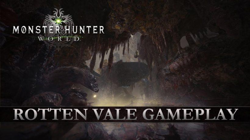 8 минут нового геймплея Monster Hunter World