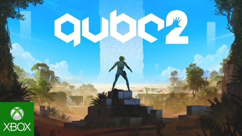 Посмотри геймплейный трейлер Q.U.B.E. 2