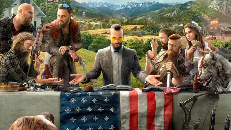 Что есть в Far Cry 5