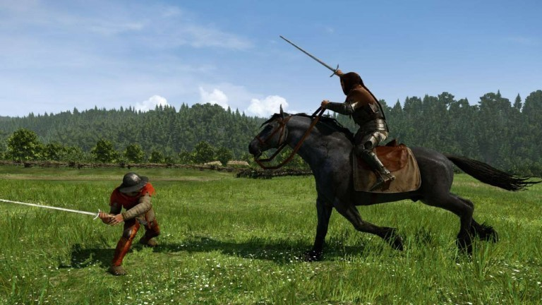 Способности и эффекты для персонажа в Kingdom Come: Deliverance
