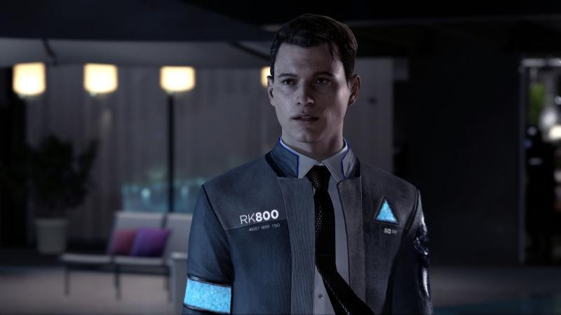 Факты о Detroit: Become Human в цифрах