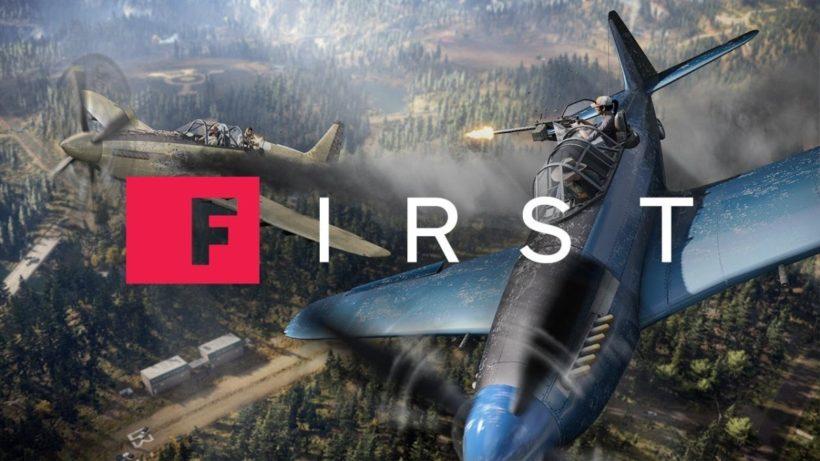 Новый ролик Far Cry 5