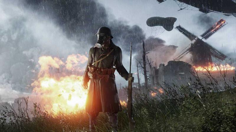 Появились новые подробности Battlefield 5