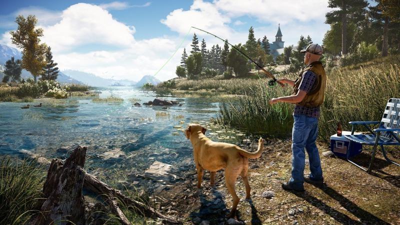 Far Cry 5 придется проходить минимум 25 часов