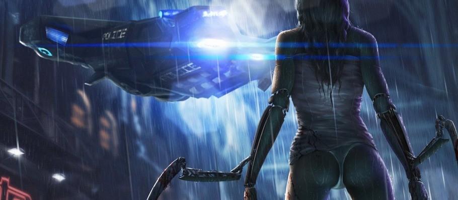 В Cyberpunk 2077 можно создать своего крутого персонажа