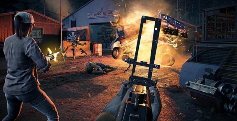 В Far Cry 5 появились всемогущие