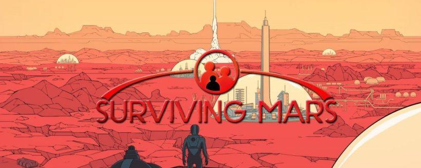Прохождение Surviving Mars