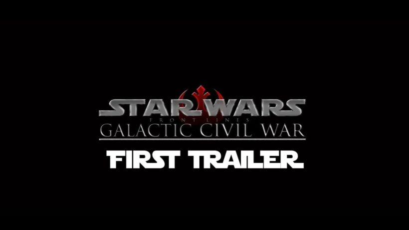 Энтузиасты запилили Star Wars в Company of Heroes